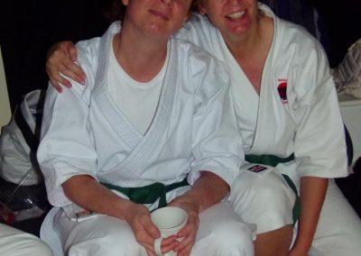 best friends in karate